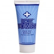 IcePower Cold Gel Tube - Female - Wit - Grootte: 150-ML