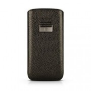 Кожен калъф тип джоб Beyzacases Retro Strap, iPhone 7/6/6S, черен