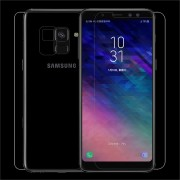 NILLKIN 0.2mm AGC Glass Front & Back Screen Protector for Samsung Galaxy A8 Plus (2018)