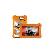 Tablet Disney Star Wars NB238 Multilaser 8GB Tela 7 Android 4.4 com WIFI Laranja