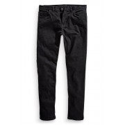 Mens Next Solid Black Stretch Skinny Jean - Black Trousers