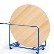 Rolleco Chariot pour table ronde