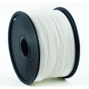Gembird PLA filament za 3D štampač 1.75mm kotur 1KG beli (3DP-PLA1.75-01-W)