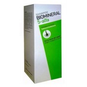 Biomineral Linea Hair Terapy 5-Alfa Shampoo Capelli Deboli 200 ml