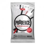 Preservativo Prudence - Efeito Retardante - 3 un