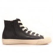 Guess Scarpe Uomo Sneakers Alte di colore Nero