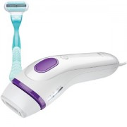 Braun Silk-expert 3 IPL BD 3001 – Permanent hair removal and Gillette Venus razor (SE3001IPL)
