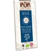 Ciocolata neagra Bio 80% cacao Ecuador 100g, Kaoka
