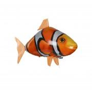 Bola de juguete inflable tiburón de control remoto creativo-Marrón