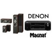 Sistem audio 50 Magnat Monitor Supreme 802+102+252 + Denon AVR-X1400