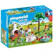 Комплект Плеймобил 9272 - Парти у дома, Playmobil, 2900325