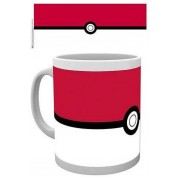 Intrafin Pokemon Pokeball Mug