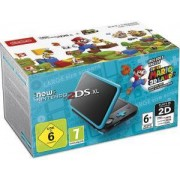 Nintendo New 2DS XL Console Nero/Turchese + Super Mario 3D Land