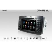 Sistem multimedia mercedes ML Dedicat DYNAVIN DVN-MBML BF2016