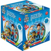 Puzzle 3D Ravensburger - Paw Patrol, 54 piese (72078-11917-03)