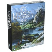 Fantasy Flight Games Legacy of Dragonholt Roleplaying Adventure Game