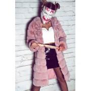JFR Halloween Mask - The Purge Candy Bar Girl