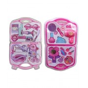 Tejas Combo Pack of Doctor Play Set and Fashion Beauty Set