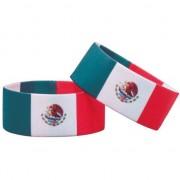 Geen Mexico sport polsbandje