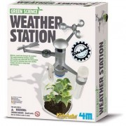 Great Gizmos - 4m - Jeux Educatifs - Kit De Fabrication - Station Météo - Langue: Anglais Import Grande Bretagne