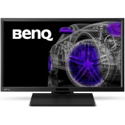 "Monitor IPS LED Benq 23.8"" BL2420PT, QHD (2560 x 1440), HDMI, VGA, 5ms GTG, Boxe (Negru)"