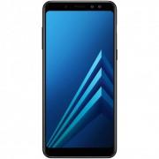 """Samsung Galaxy A8 (2018) - Telefon mobil, 5.6"""", 32GB, 4GB RAM, Negru"""
