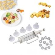 Set za dekoraciju i pravljenje kolacica i biskvita raznih oblika