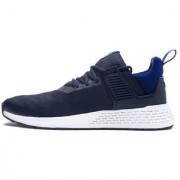 Puma Men's Navy Blue Insurge Mesh Running Shoes