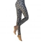 pantaloni donna (leggings) LEGWEAR - Parental Advisory - SHLEPA2AS1