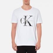 Calvin Klein Men's 90's Re-Isuue T-Shirt - Bright White - M - White