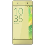 "Telefon Mobil Sony Xperia XA F3111, Procesor Octa-Core 2GHz/1GHz, IPS LCD Capacitive touchscreen 5"", 2GB RAM, 16GB Flash, 13MP, Wi-Fi, 4G, Android (Lime Gold) + Cartela SIM Orange PrePay, 6 euro credit, 6 GB internet 4G, 2,000 minute nationale si internat"