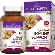 New Chapter LifeShield Immune Support, gyógygomba, 120 db