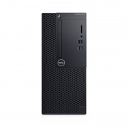 OptiPlex 3070 Intel® Core™ i5 de 9e génération i5-9500 8 Go DDR4-SDRAM 1000 Go Disque dur Mini Tour Noir PC Windows 10 Pro