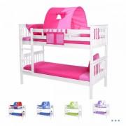 Dečiji krevet na sprat David Beli Color Collection