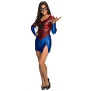 Secret Wishes Rubie'S Marvel Universe Disfraz de Spidergirl para Mujer, como se Muestra, Extra-Small