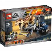 Lego Jurassic World: T-Rex Transport (75933)