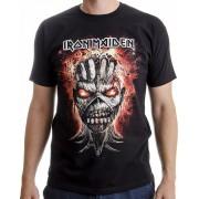 Iron Maiden: Eddie Exploding Head (tricou)
