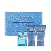 Gianni Versace Man Eau Fraiche 50ml + 50ml Gel de duș + 50ml After Shave Balsam Set