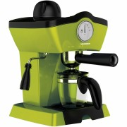 Espressor manual Heinner Charm HEM-200GR, 800W, 250ml, 3.5 bar, Verde