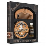 Set cadou Dapper Dan Gift Set Beard and Style