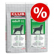 Pack Ahorro: Royal Canin Club/Selection 2x15kg - Special Club Performance Junior