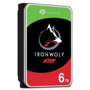 Seagate IronWolf 6000gb/6Tb Sata3(6Gb/s) NAS Hard Drive
