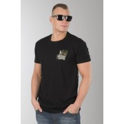 West Coast Choppers T-Shirt West Coast Choppers Onride Solid Zwart