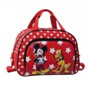 Disney Putna torba Miki & Pluton 40 cm