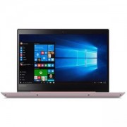 Лаптоп Lenovo IdeaPad 520s 14 IPS FullHD Antiglare i3-7130U 2.7GHz, 8GB DDR4, 256GB SSD, ext. DVD, Backlit KBD, Ballerina Pink, 80X200HBBM