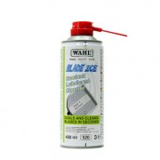 Wahl Blade Ice 4 in 1 400m Spray profesional pentru racirea, dezinfectarea si lubrifierea cutitelor masinilor de tuns