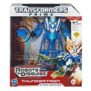 Transformers Prime Robots in Disguise Voyager Class - Thundertron
