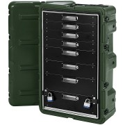 Pelican Waterproof Medical Supply Chest - 8 Drawer