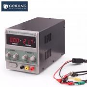 Sursa tensiune de laborator Gordak PS-3003D 0-30V/3A