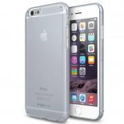 Husa Protectie Spate Ringke Slim Frost Gri plus folie protectie display pentru iPhone 6s Plus
